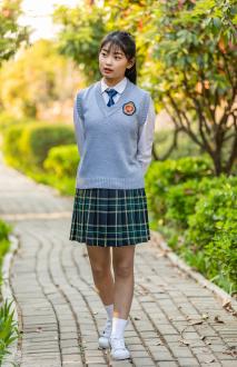 """你是人间四月天---从校服看民国女神林徽因的""""最美学生时代"""""""